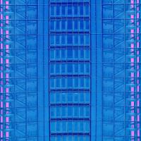 abstrakte Architekturfotografie