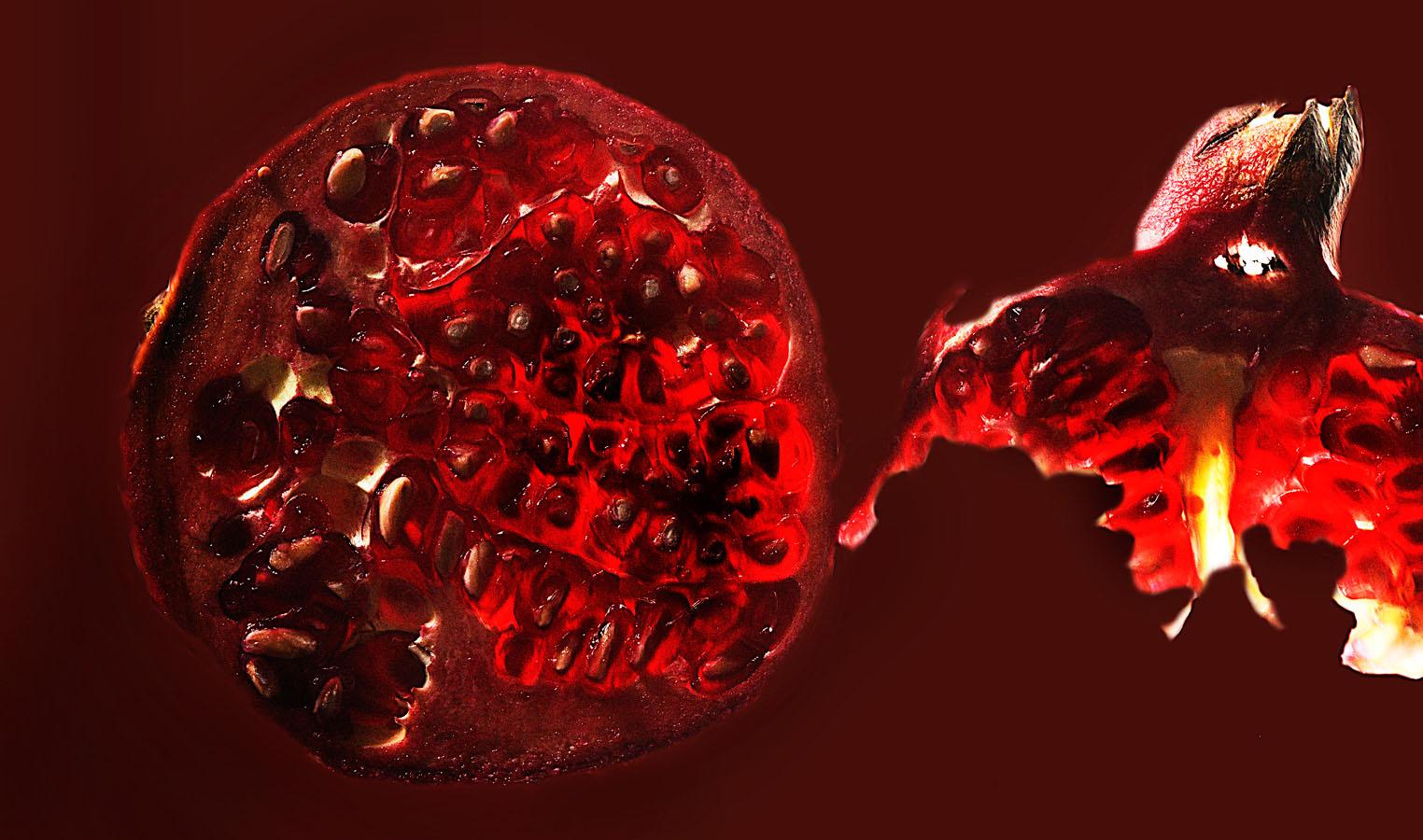 granatapfel grenadine frucht