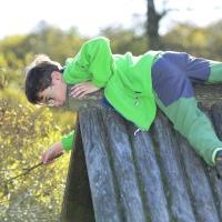 Abenteurer Kinder Erkunder Entdecker