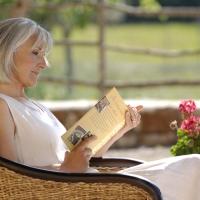 Entspannung-Lesen